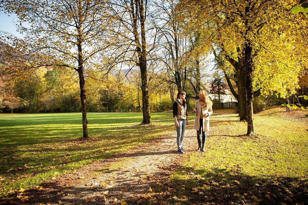 Walk and Talk mit Karoline Schöndorfer